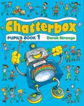 Chatterbox 1: Pupil's Book - фото обкладинки книги