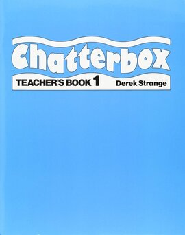 Chatterbox. Level 1. Teacher's Book - фото книги