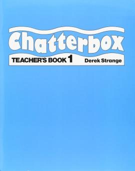 Chatterbox. Level 1. Teacher's Book - фото книги