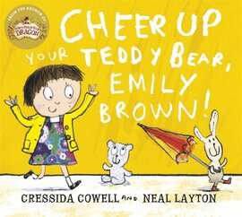Cheer Up Your Teddy Emily Brown - фото книги