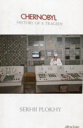 Chernobyl: History of a Tragedy - фото обкладинки книги