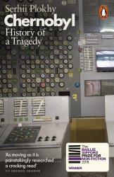 Chernobyl : History of a Tragedy - фото обкладинки книги