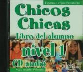Chicos-Chicas : CD-Audio 1 - фото обкладинки книги