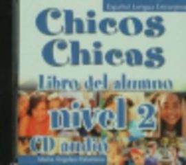 Chicos-Chicas : CD-Audio 2 - фото книги