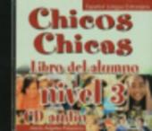 Chicos-Chicas : CD-Audio 3 - фото обкладинки книги