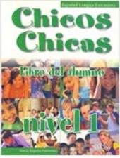 Chicos-Chicas : Libro del alumno 1 - фото обкладинки книги
