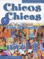Chicos-Chicas : Libro del alumno 2 - фото обкладинки книги