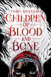 Children of Blood and Bone - фото обкладинки книги