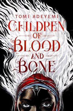 Children of Blood and Bone - фото книги