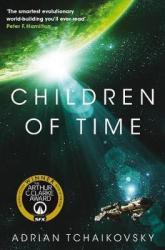 Children of Time - фото обкладинки книги