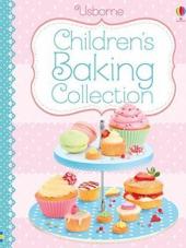 Children's Baking Collection - фото обкладинки книги