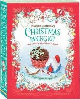Children's Christmas Baking Kit - фото книги