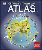 Children's Illustrated Atlas - фото обкладинки книги