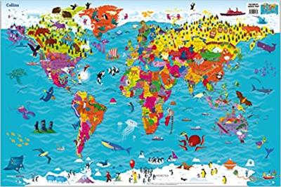 Посібник Children's World Map