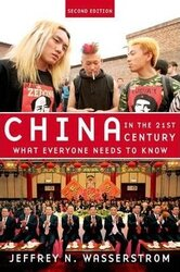 China in the 21st Century: What Everyone Needs to Know - фото обкладинки книги