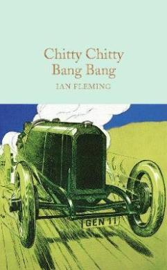 Chitty Chitty Bang Bang: The Magical Car - фото книги