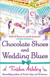Chocolate Shoes and Wedding Blue - фото обкладинки книги