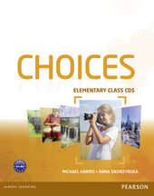 Choices Elementary Class MP3 CD adv (аудіодиск) - фото обкладинки книги