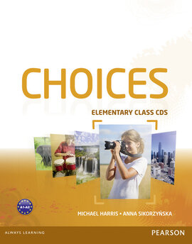 Choices Elementary Class MP3 CD adv (аудіодиск) - фото книги