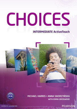 Choices Intermediate Active Teach CD (інтерактивний курс) - фото книги