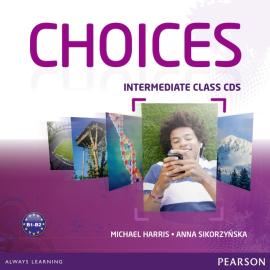 Choices Intermediate Class MP3 CD adv (аудіодиск) - фото книги