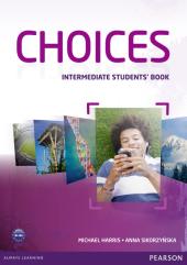 Choices Intermediate Student's Book (підручник) - фото обкладинки книги