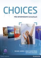 Choices Pre-Intermediate Active Teach CD (інтерактивний курс) - фото обкладинки книги
