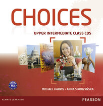 Посібник Choices Upper-Intermediate Class MP3 CD adv (аудіодиск)