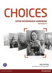 Choices Upper-Intermediate Workbook with Audio CD - фото обкладинки книги