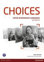 Робочий зошит Choices Upper-Intermediate Workbook with Audio CD