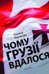 Чому Грузії вдалося - фото книги
