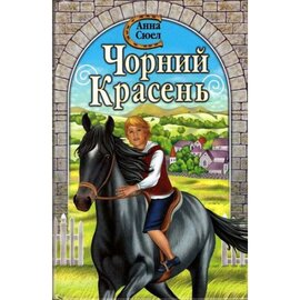 Книга Чорний красень