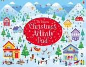 Christmas Activity Pad - фото обкладинки книги