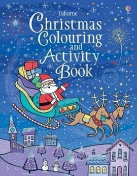 Christmas Colouring and Activity Book - фото книги