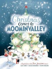Книга Christmas Comes to Moominvalley