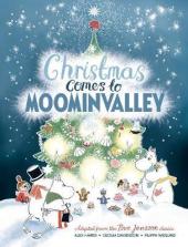 Christmas Comes to Moominvalley - фото обкладинки книги
