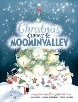 Christmas Comes to Moominvalley - фото книги