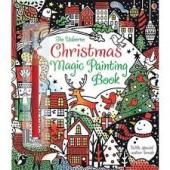 Книга Christmas Magic Painting Book