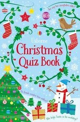 Christmas Quiz Book - фото обкладинки книги