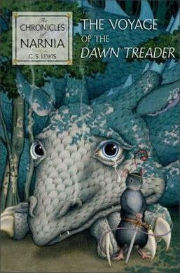 Chronicles of Narnia. Book 5: The Voyage of the 'Dawn Treader' - фото книги