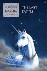 Chronicles of Narnia. Book 7: The Last Battle - фото обкладинки книги