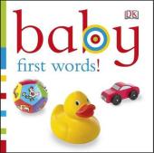 Chunky Baby: Baby First Words! - фото обкладинки книги