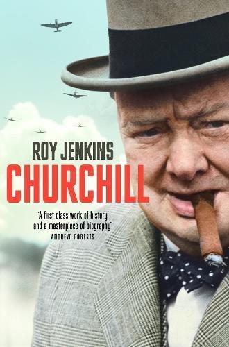 Книга Churchill