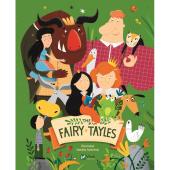 Читаємо казки англійською мовою - фото обкладинки книги