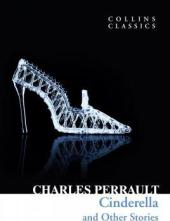 Cinderella And Other Stories - фото обкладинки книги