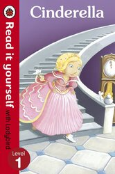 Cinderella - Read it yourself with Ladybird : Level 1 - фото обкладинки книги