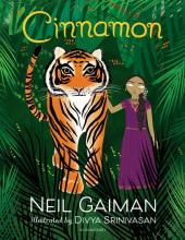 Cinnamon - фото обкладинки книги