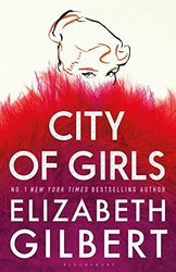 City of Girls - фото обкладинки книги