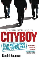 Cityboy: Beer and Loathing in the Square Mile - фото обкладинки книги