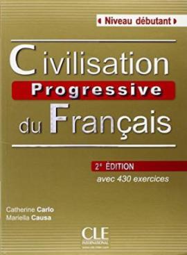 Civilisation Progressive du Francais Niveau Debutant 2 Edition (підручник) - фото книги